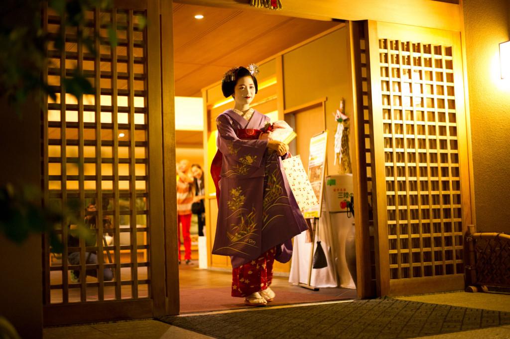 Puristischer Luxus im Ryokan Gion Hatanaka