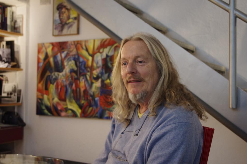 Wolfgang Beltracchi, der Meisterfälscher wird zum Künstler