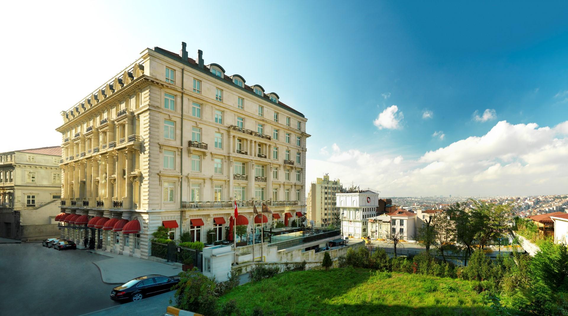 Das legendäre Pera Palace Hotel