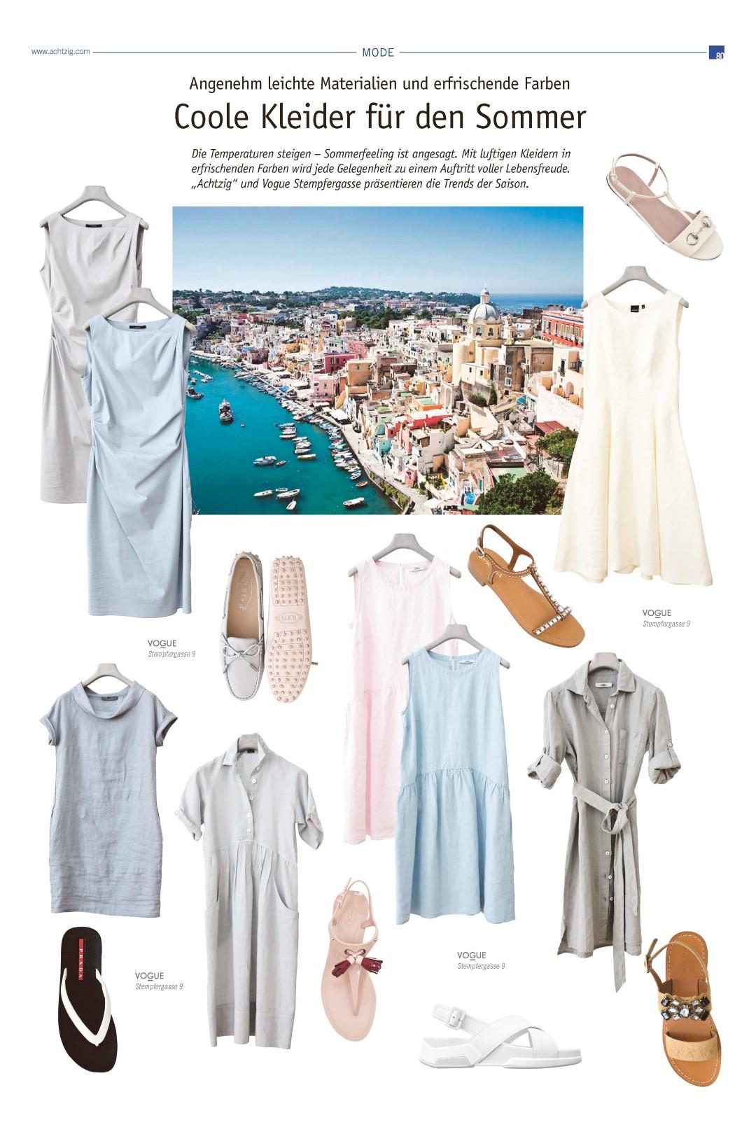 Coole Kleider für den Sommer  Kulturzeitung 10