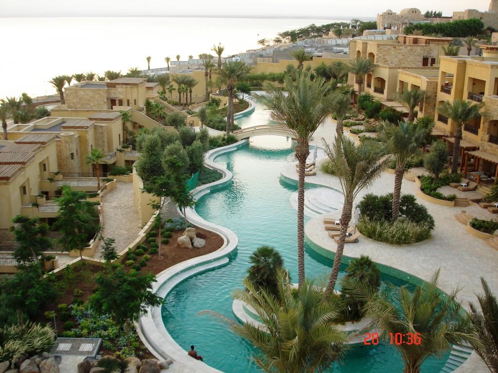 Das nagelneue Kempinsky Hotel Ishtar mit dem größten Spabereich im Mittleren Osten.