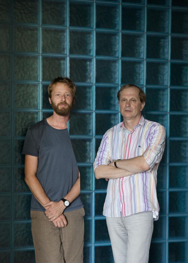 Johannes Maria Staud und Josef Winkler