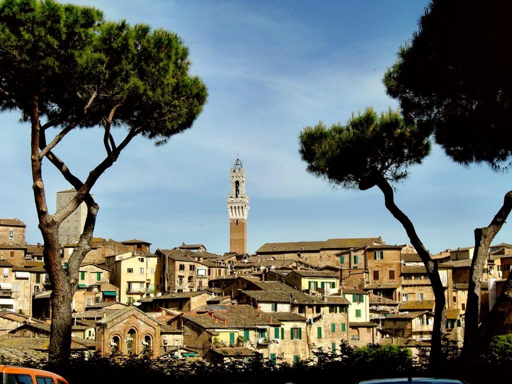 Siena, ein Traum von einer Stadt