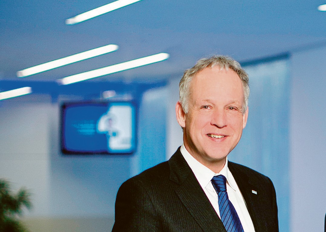 Generaldirektor Martin Gölles