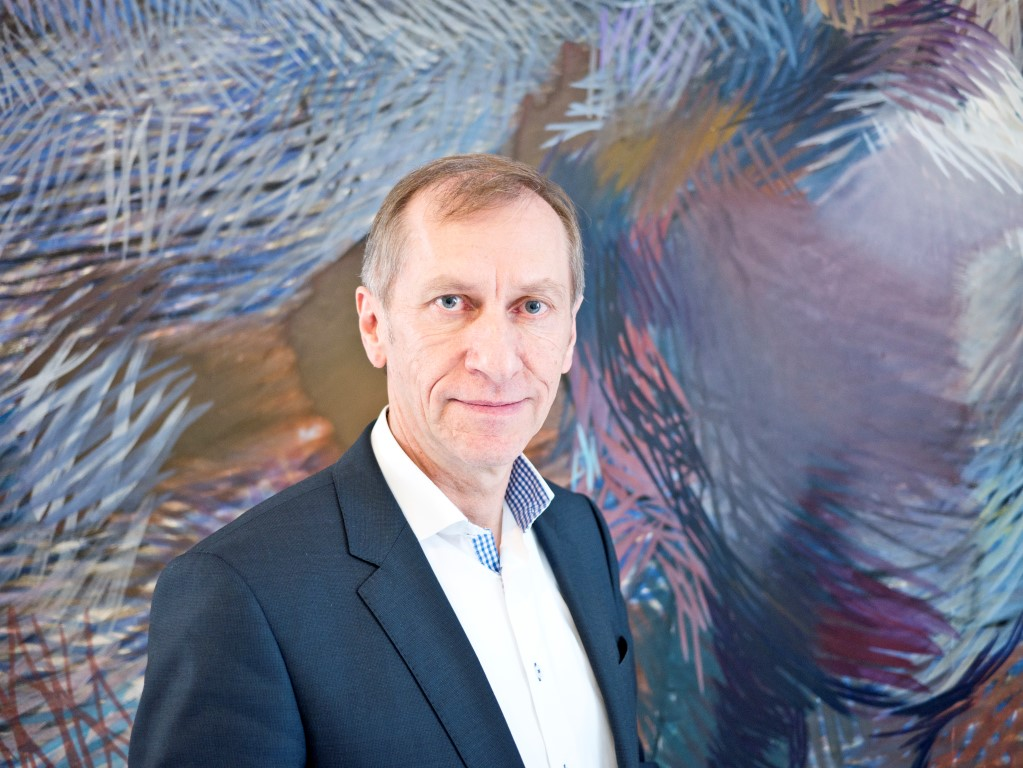 Josef Pesserl zu Gast in der Redaktion der Kulturzeitung 80.