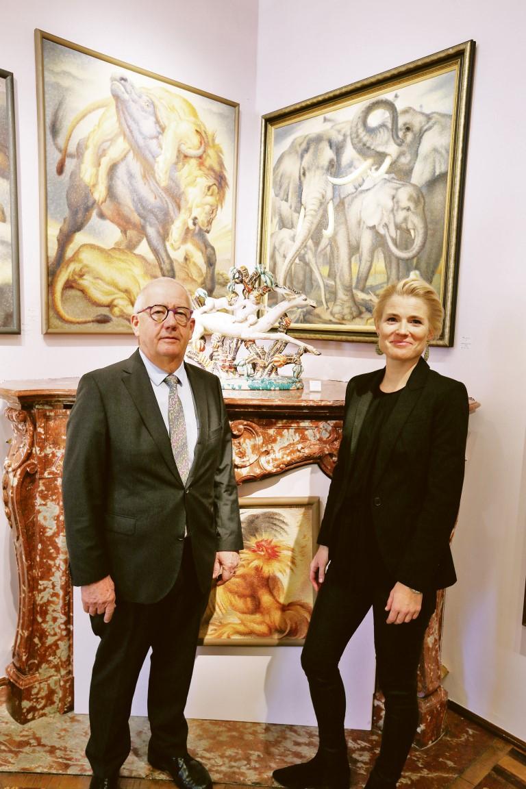 """Das Auktionshaus """"im Kinsky"""" überraschte auch 2015 mit Rekordergebnissen"""