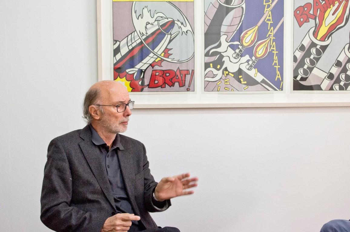 """n Bürostuben sind noch """"Inie die wirklich guten Entscheidungen für Kunst und Kultur gefallen."""""""