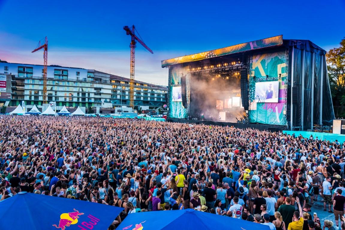 Kaum zu glauben: Das NUKE-Festival will sich 2016 selbst übertreffen