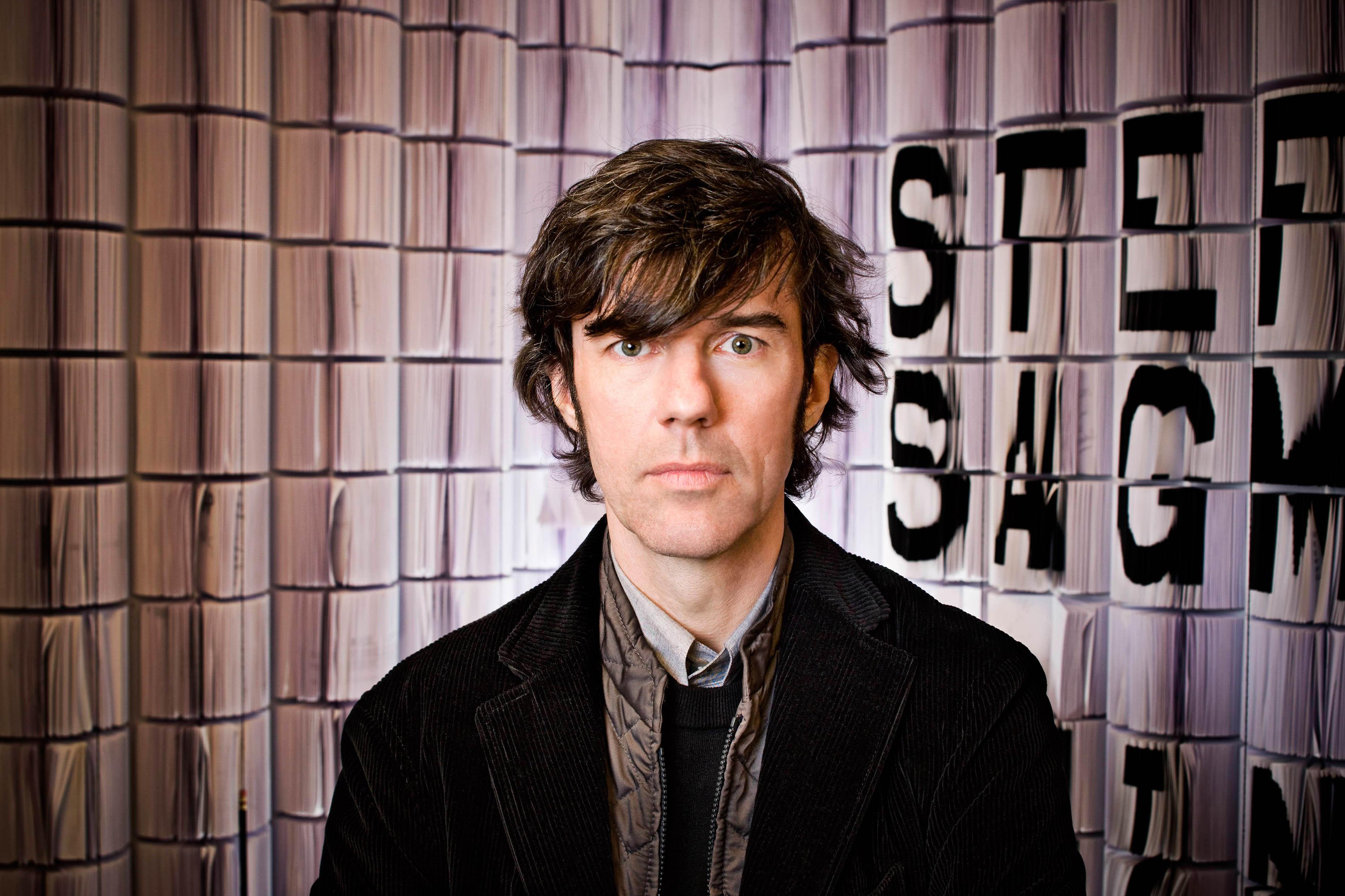 Stefan Sagmeister Foto: Sagmeister & Walsh