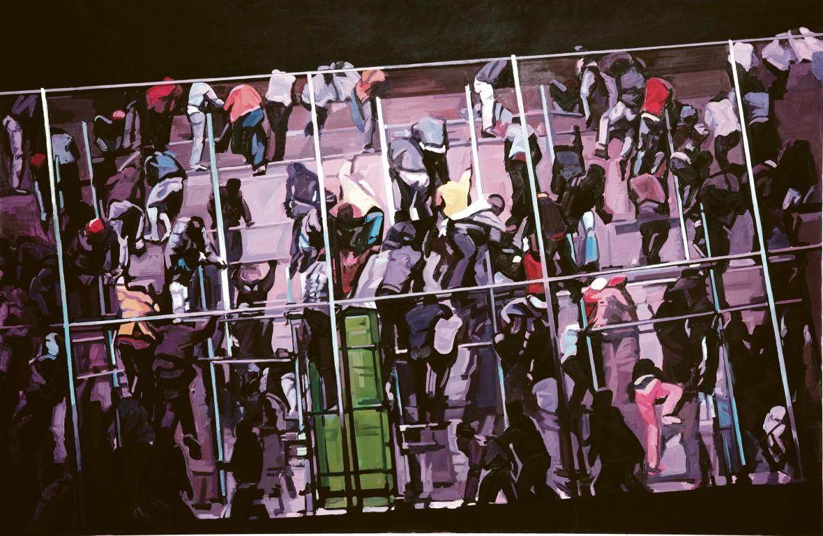 Die unverwechselbare Bildsprache des Malers Anton Petz