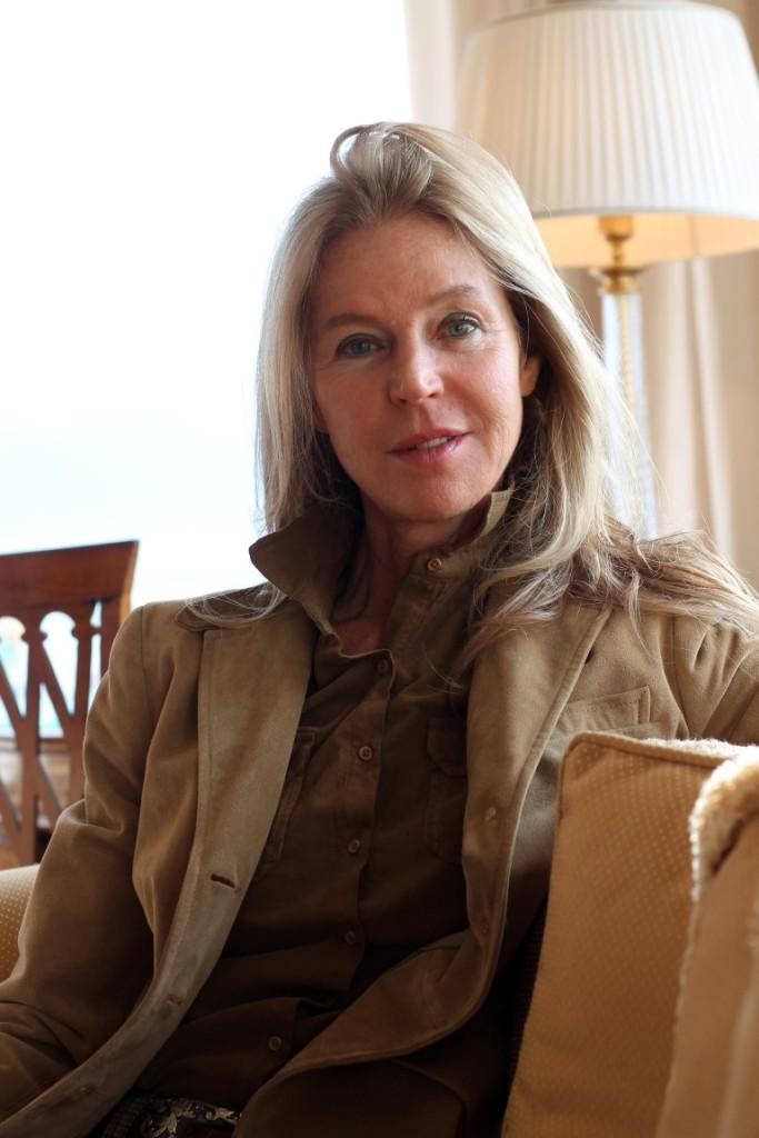 Francesca Bortolotto Possati, Besitzerin des legendären Luxushotels Bauers