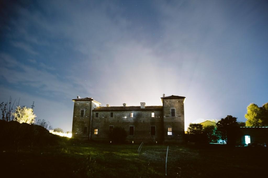 Der geschichsträchtige Bauernhof Antica Corte