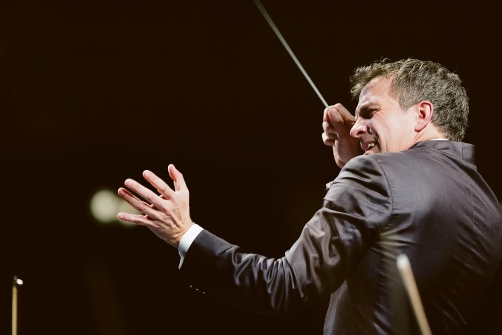 Dirk Kaftan, Chefdirigent der Oper Graz