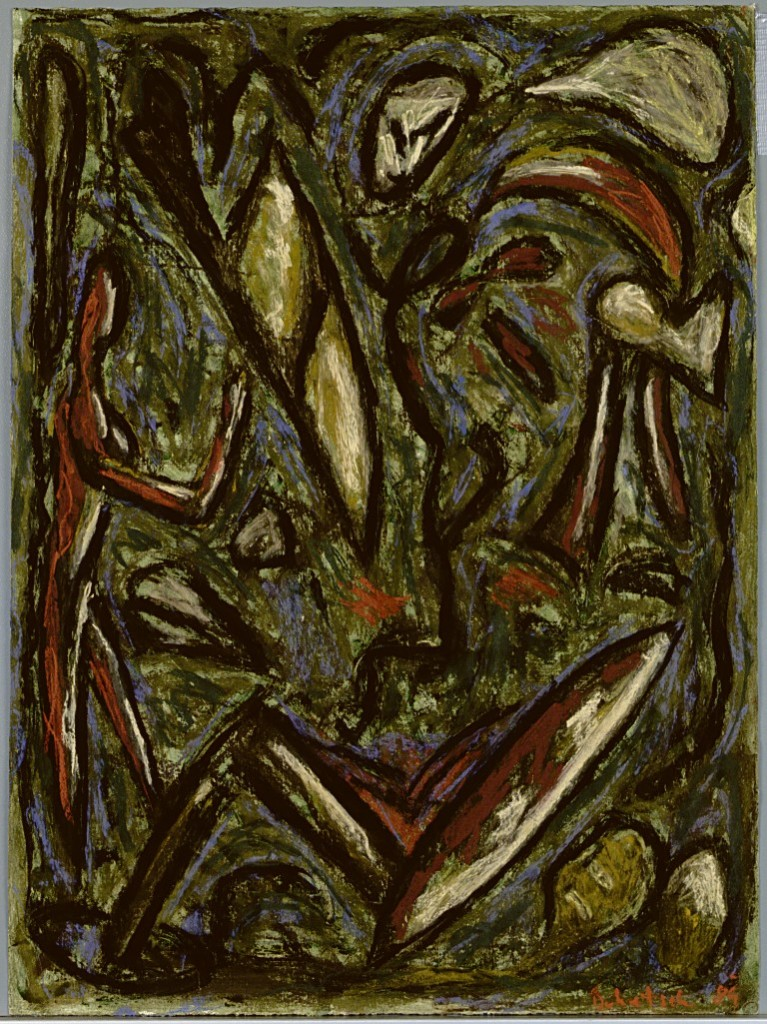 """""""In einer Landschaft"""", 1984"""