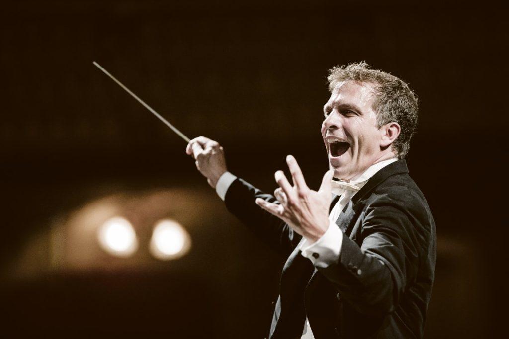 Chefdirigent Dirk Kaftan