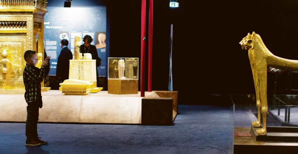 Vernissage Tutanchamun - Sein Grab und die Schätze, Messe Graz ©MCG, Wiesner (16) (Medium)