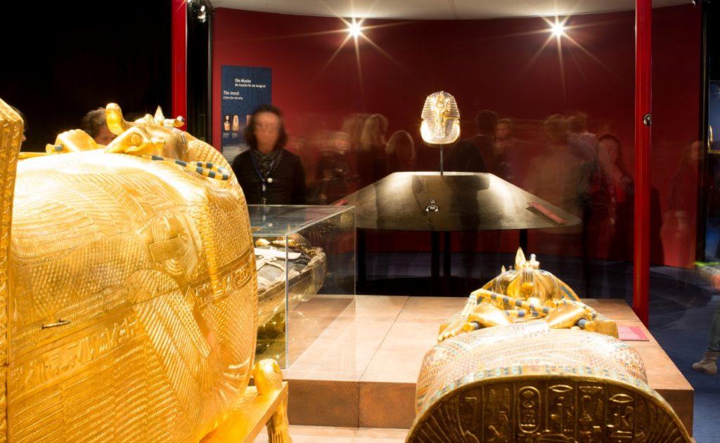 Vernissage Tutanchamun - Sein Grab und die Schätze, Messe Graz ©MCG, Wiesner (21) (Medium)
