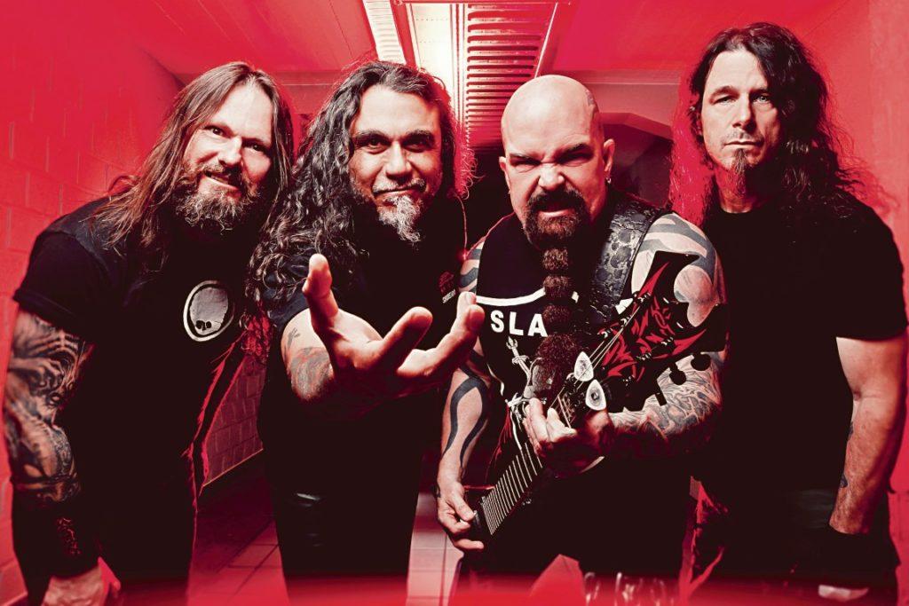 Slayer Foto: Tim Tronckoe