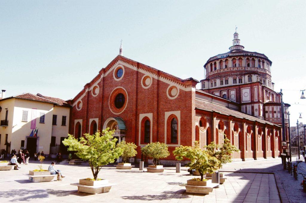 Santa Maria delle Grazie Foto: Andrea Scuratti