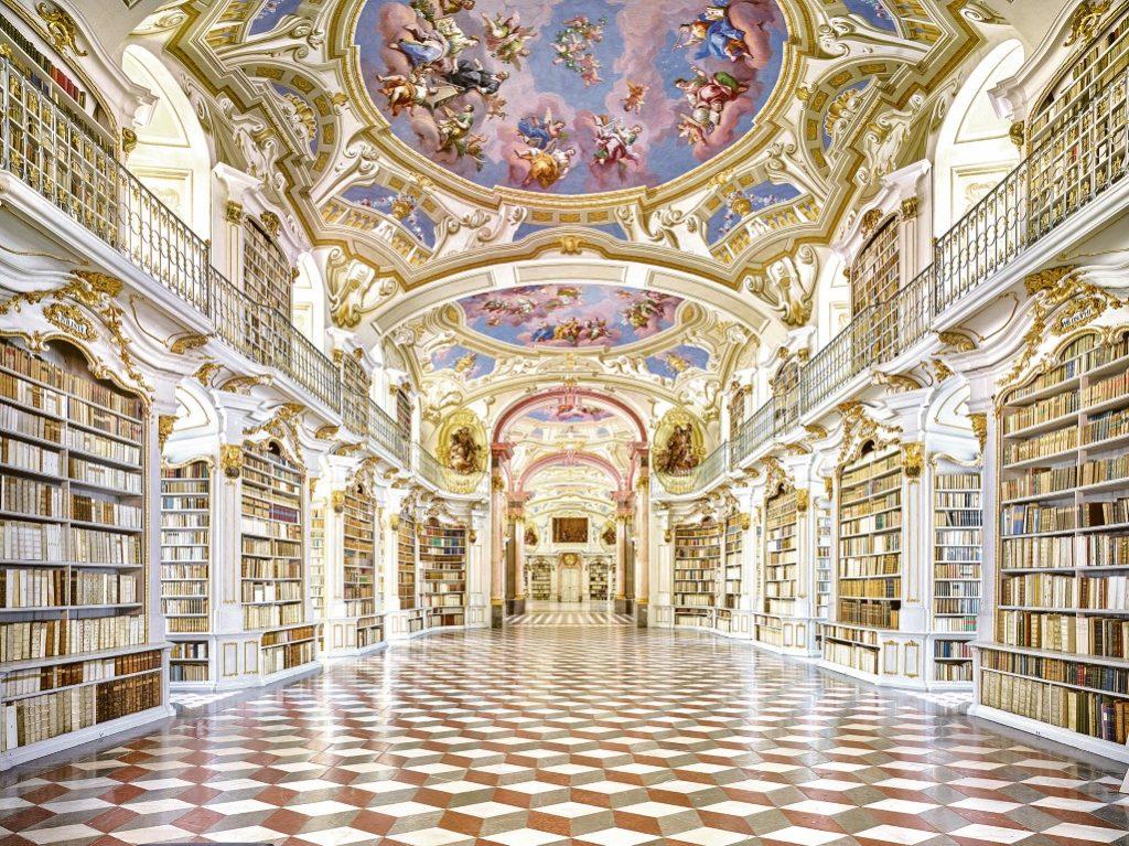 Bibliothek (Medium)