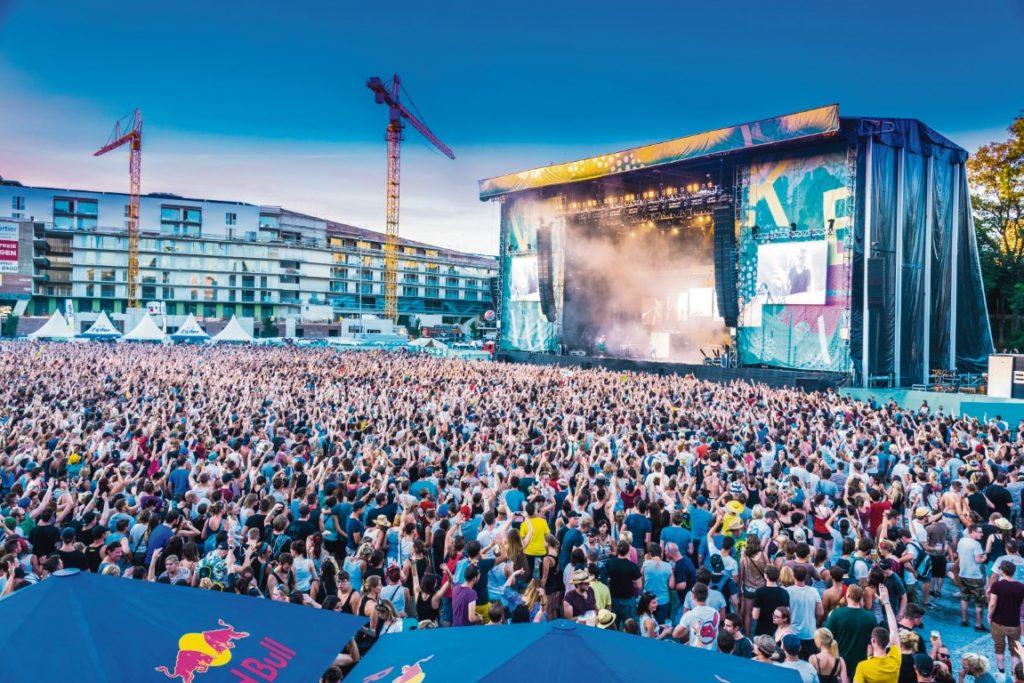 Nach dem riesen Erfolg 2015 geht das NUKE Festival in die zweite Runde. Foto: MCG, Krug