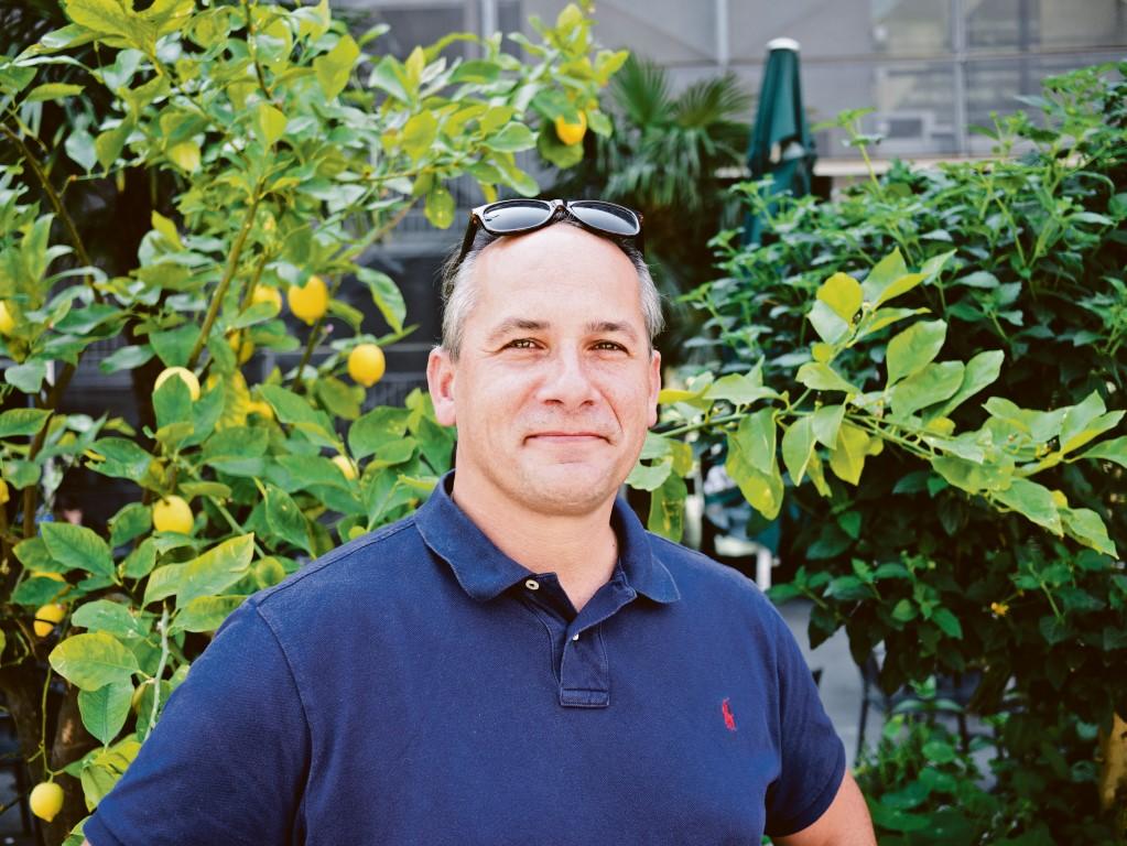Christof Strimitzer, Kommunikationschef der MCG