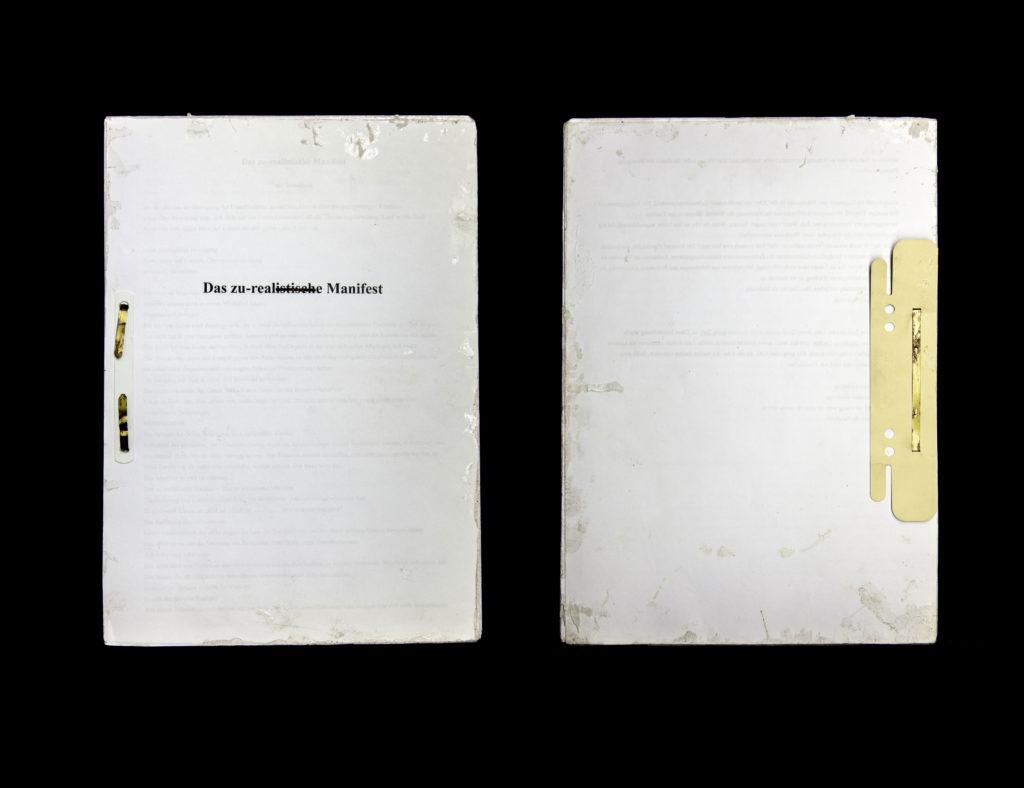 ekw14,90, Subjonctif (Manifest), 2016 Fotografie, 50 × 65 cm, Courtesy ekw14,90
