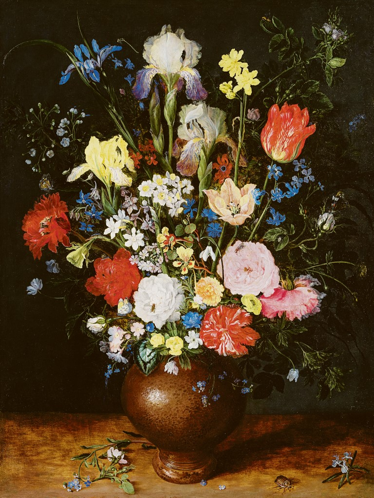 Blumenbild von Jan Brueghel d. Ä.