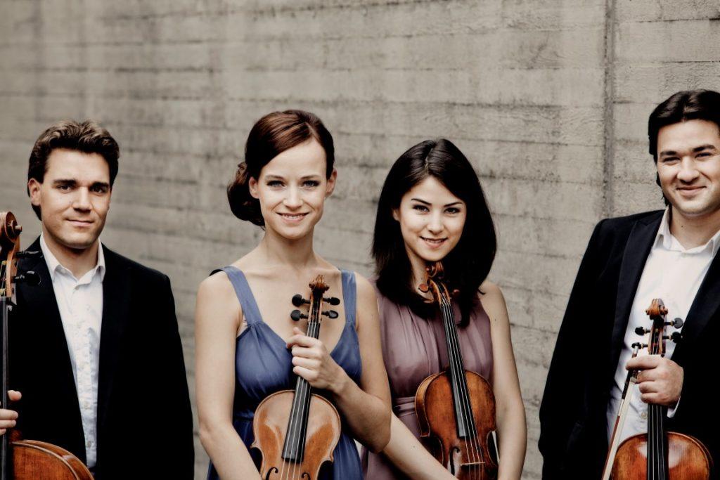 Minetti Quartett by Irène Zandel