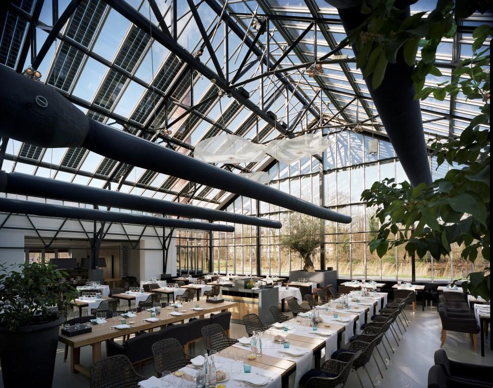 De Kas, Kamerlingh Onneslaan 3 www.restaurantdekas.nl