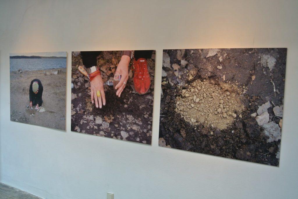 Ingeborg Pocks Arbeiten im Steirischen Feuerwehrmuseum Kunst und Kultur