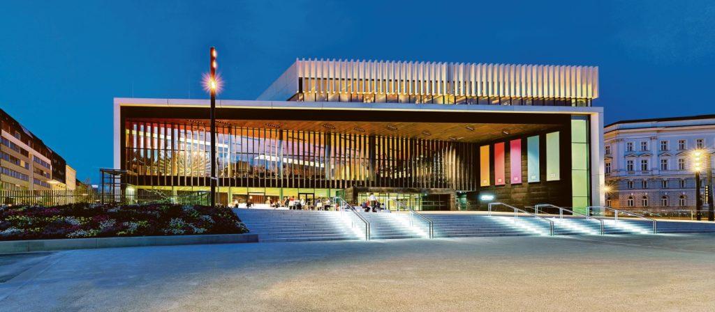 Musiktheater Linz Foto: Johann Steininger