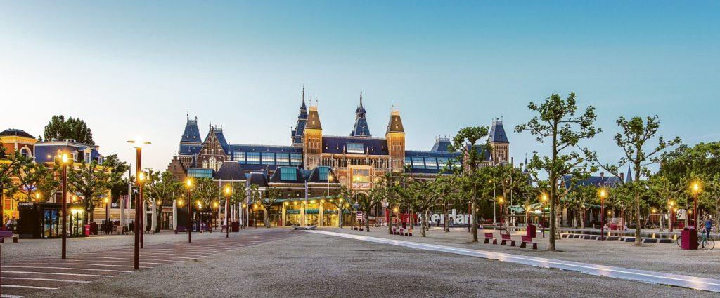 Das Rijksmuseum beherbergt das kulturelle Erbe einer Kunst-Supermacht. Foto: John Lewis Marshall