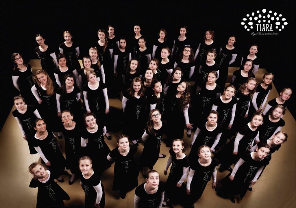TIARA: Der Mädchenchor der Domchorschule Riga