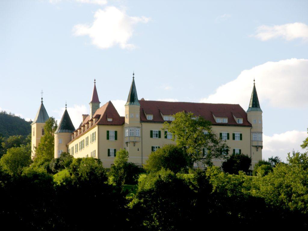 Das Bildungsschloss St. Martin in Graz-Straßgang. Foto: H. Moschitz